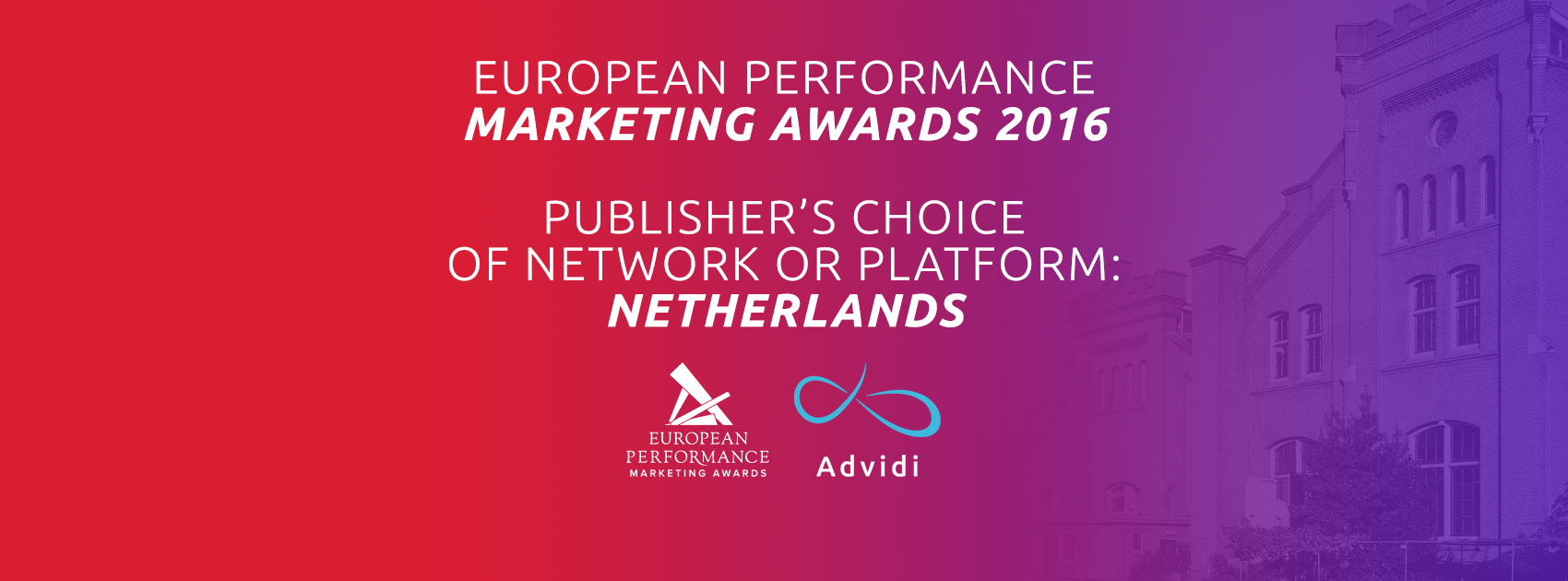 Publishers' Choice of Network or Platform