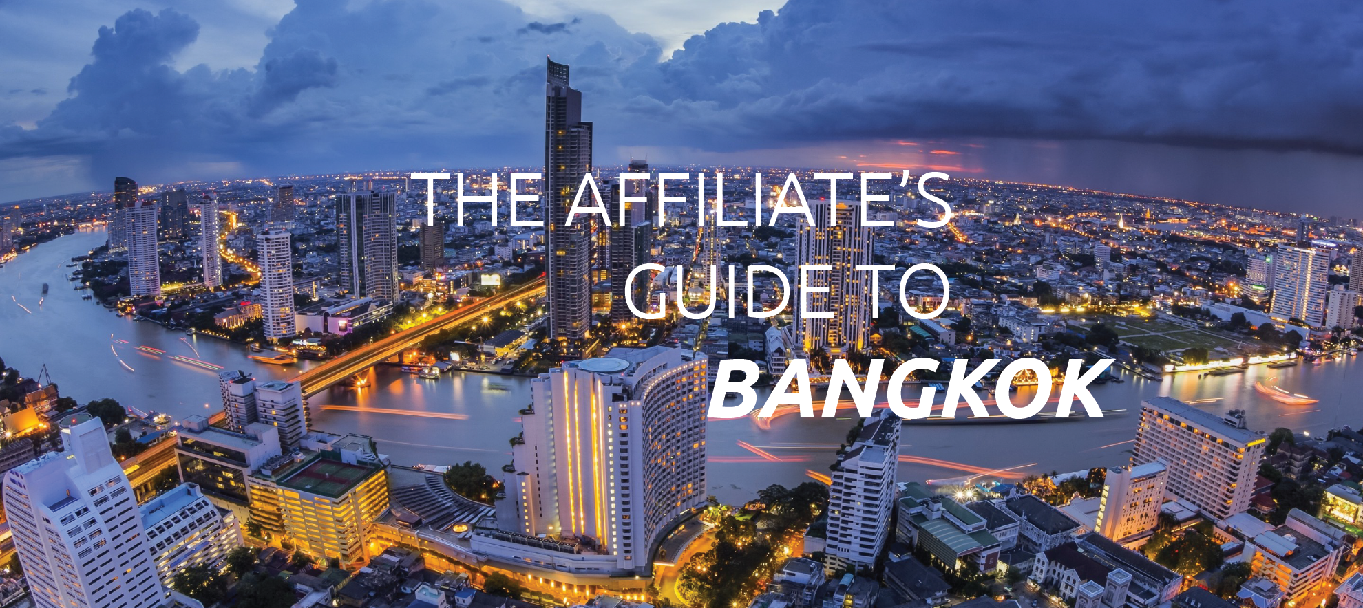 The world bank sl a bangkok - The Ultimate Guide To Affiliate World Asia 2016 Bangkok