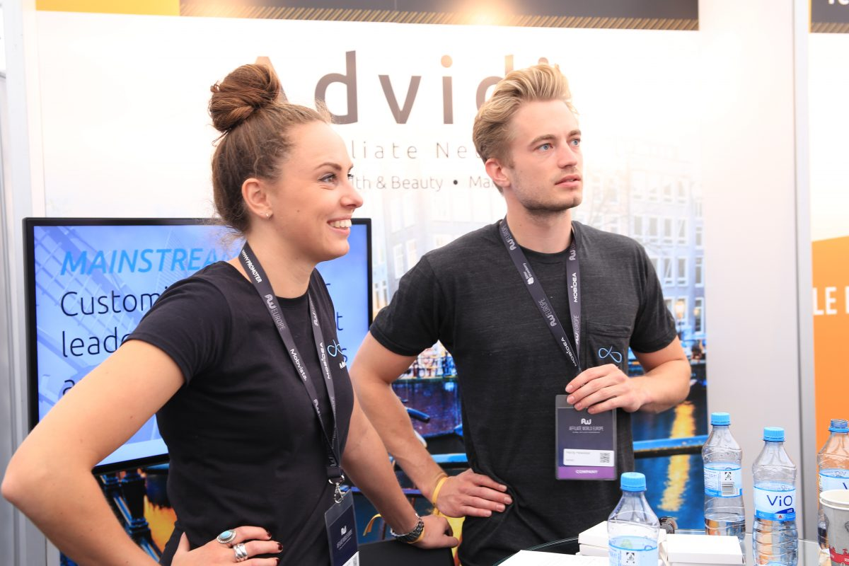 Refer a friend to Advidi and start earning more money