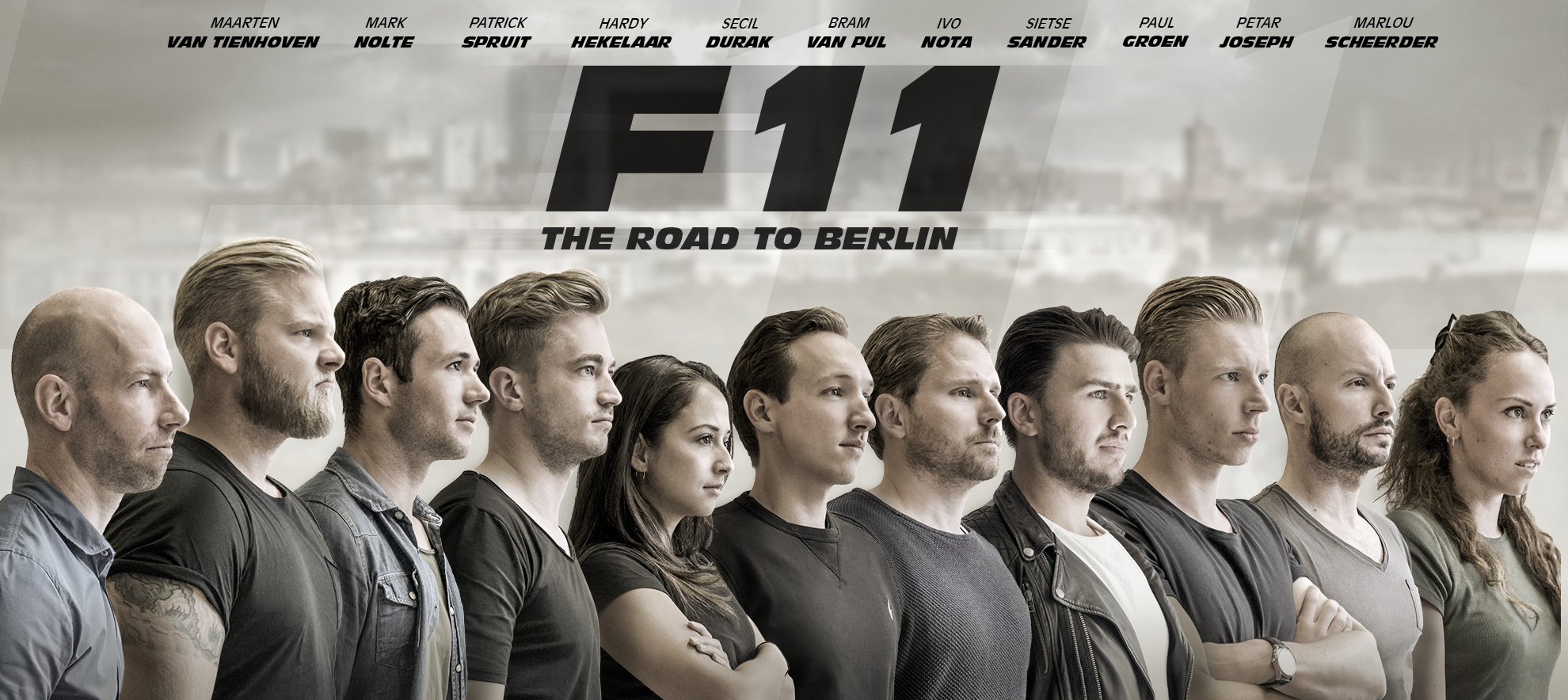 F11: The Road to Berlin