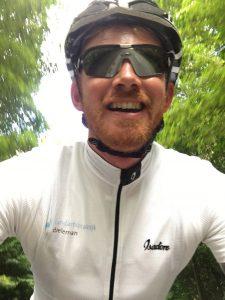 Giro Daniel closeup