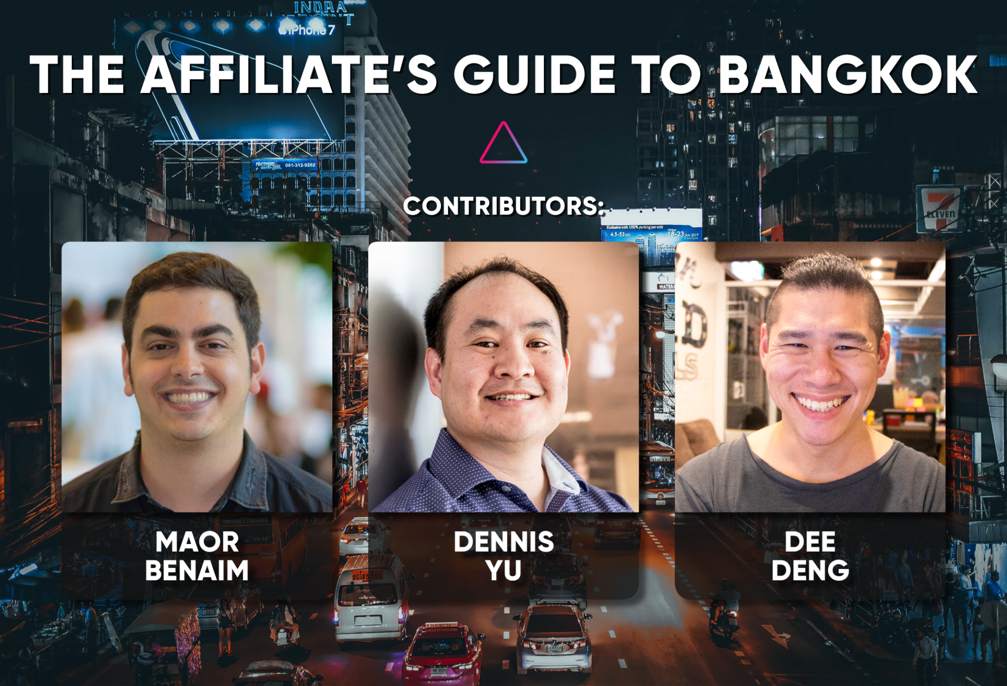The Ultimate Guide to Affiliate World Asia 2018 – Bangkok