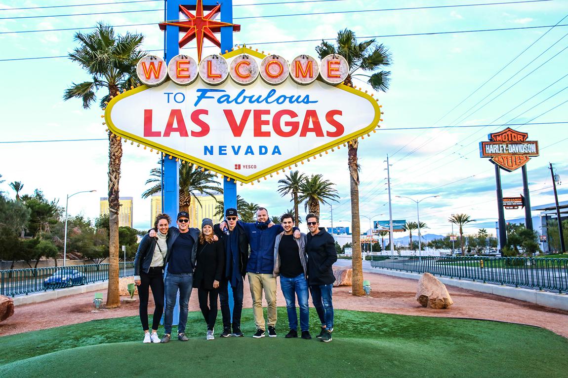 Advidi in Las Vegas