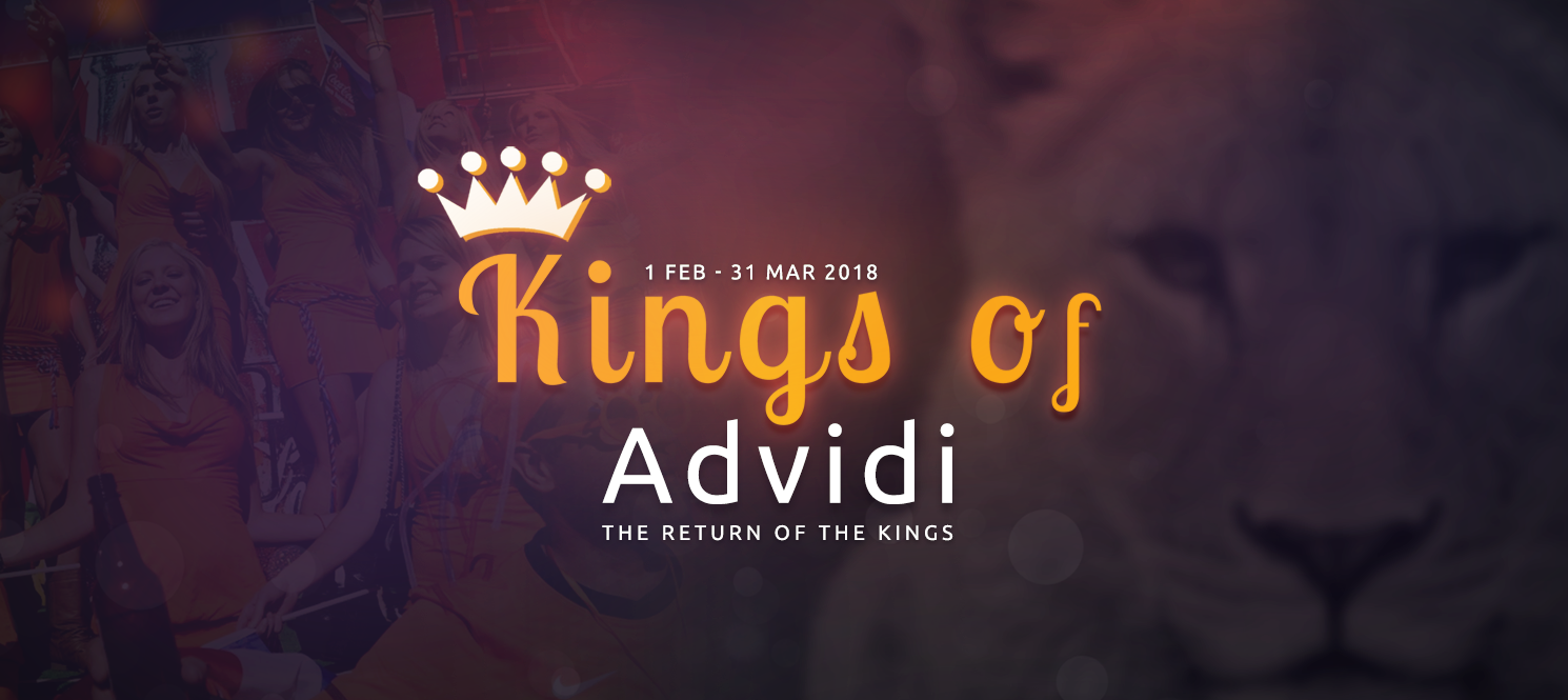 The Return of the Kings: Our Biggest Contest Begins