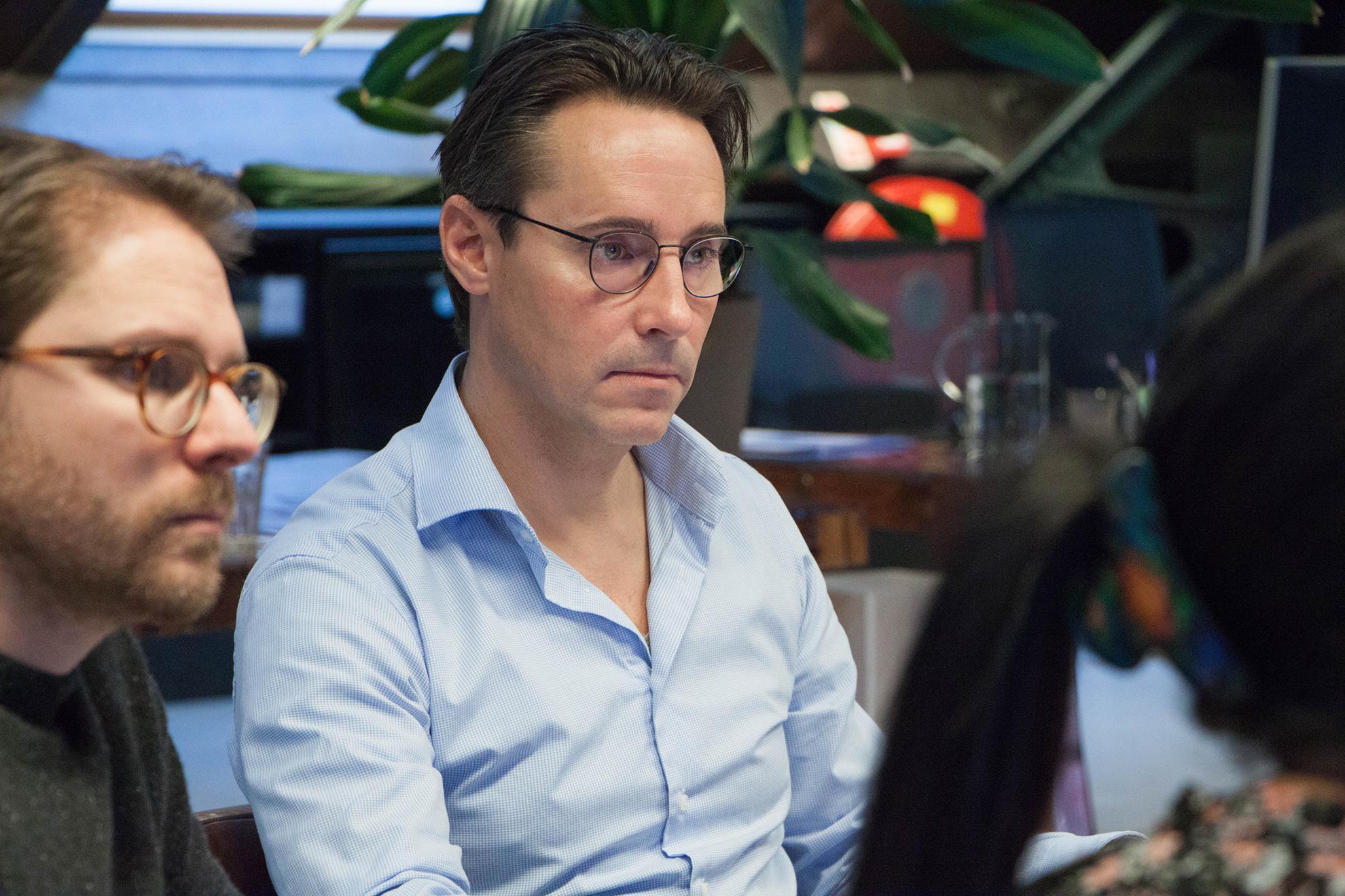 Interview with Mark van den Elzen