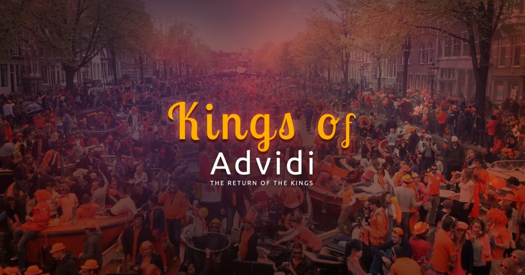 Kings of Advidi Price