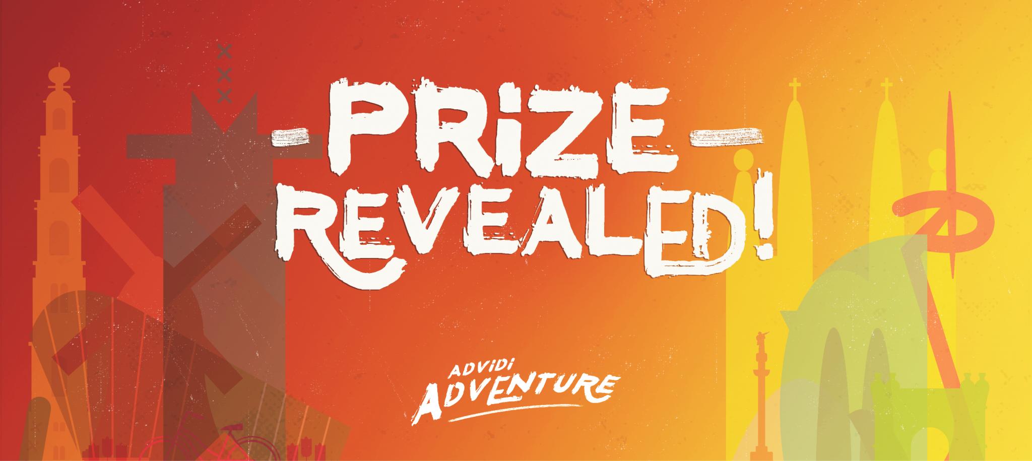Revealed: The Advidi Adventure Prize (Got FOMO? Don't Read This!)