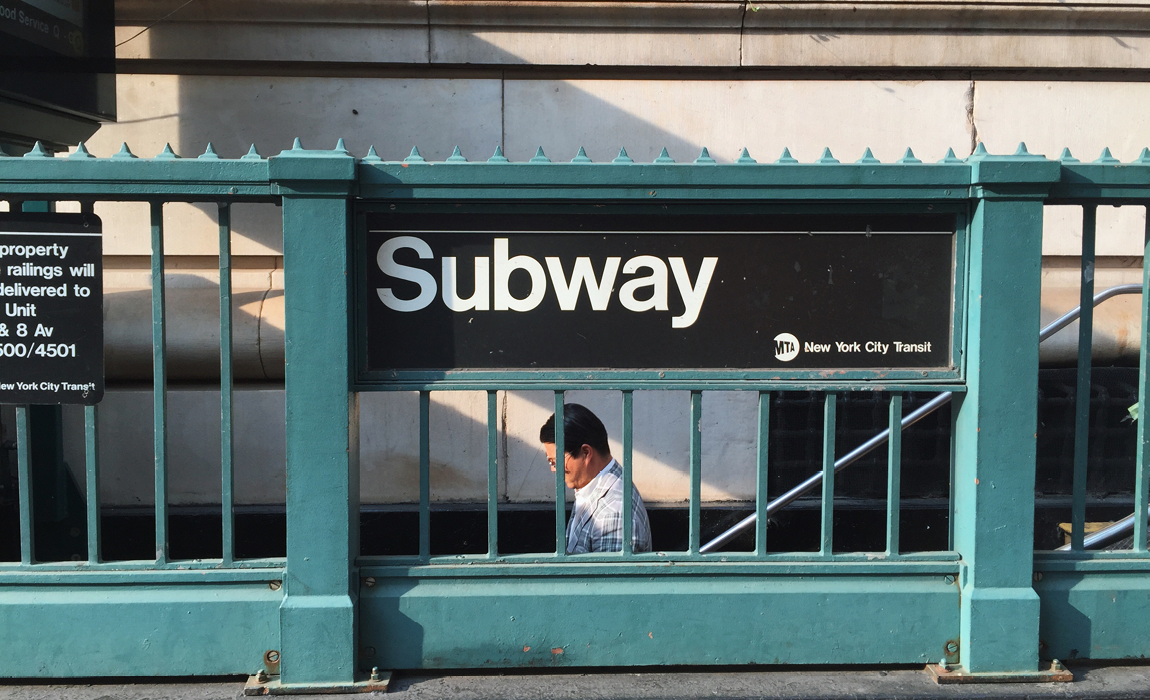 ae23d14fe The subway is a source of simultaneous pride and disgust for New Yorkers.  It's the mode of transportation that everyone loves to hate – and in the  summer, ...