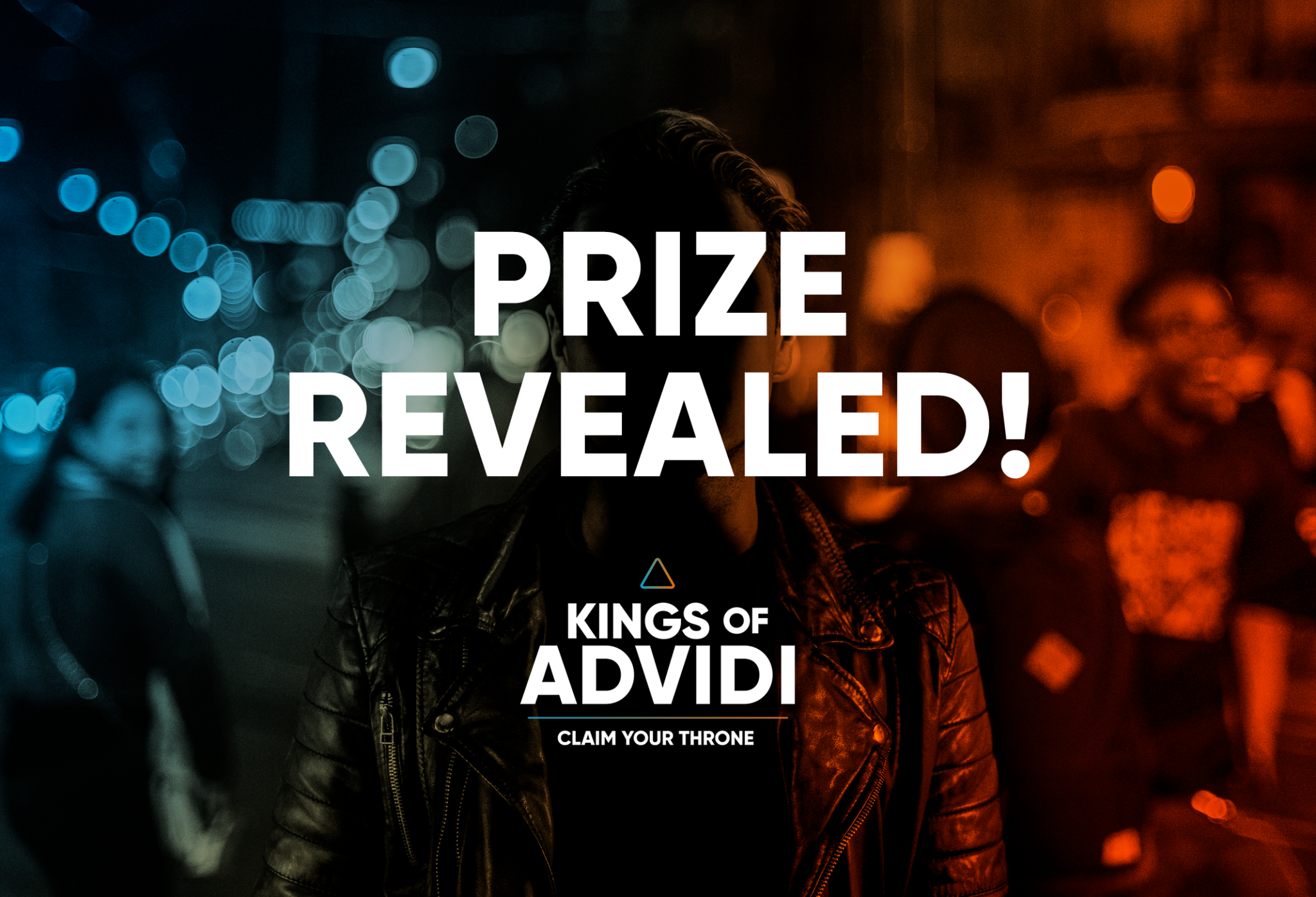REVEALED: Feast Your Eyes On The Kings of Advidi Prize!