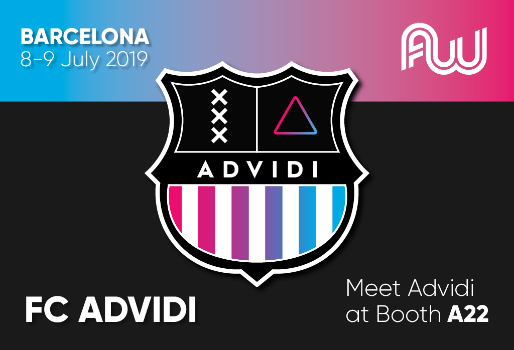 Meet FC Advidi in Barcelona at AWE 2019