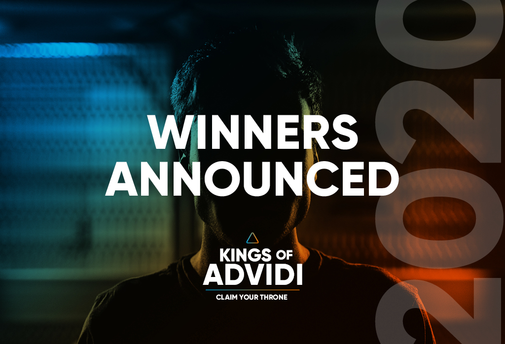 THE THRONE HAS BEEN CLAIMED! KINGS OF ADVIDI 2020 WINNER ANNOUNCEMENT
