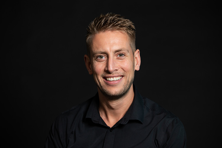 Advidi Acquisition Manager Jeroen van Walsem